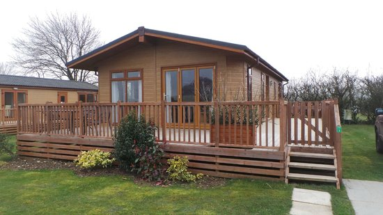 Ashbourne Heights Holiday Park: Lodge