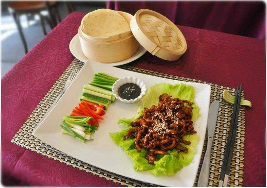 restaurant panda co dans nantes avec cuisine chinoise. Black Bedroom Furniture Sets. Home Design Ideas