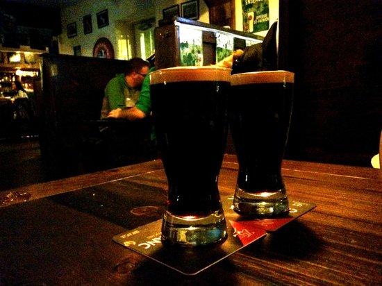 Duke & Devine's : Guiness beer