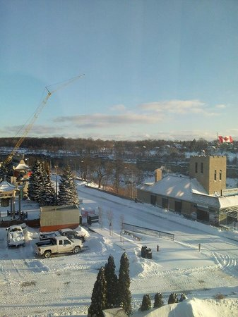 Hampton Inn by Hilton Niagara Falls-North Of The Falls : View
