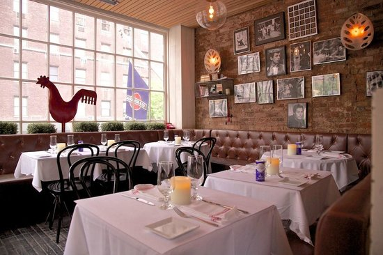 Casimir & Co UES: dinning room second floor