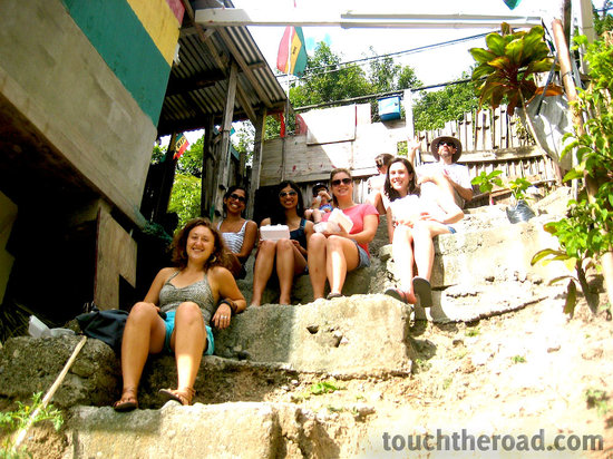 Touch The Road : Group Travel in Jamaica
