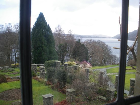 Cragwood Country House Hotel: the lake from the bedroom