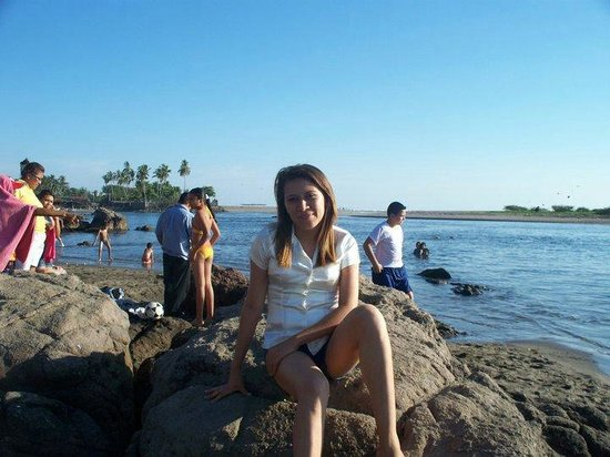 Playa Las Penitas : Paseo