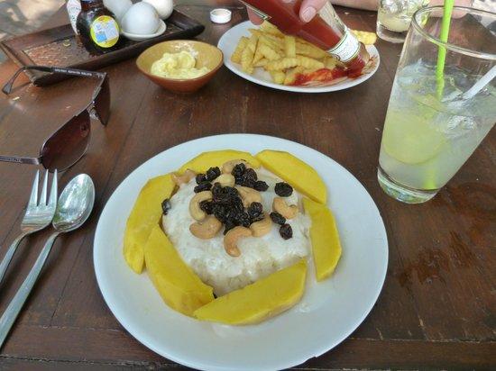 Koh Tao Cabana: Restaurant de l'hôtel