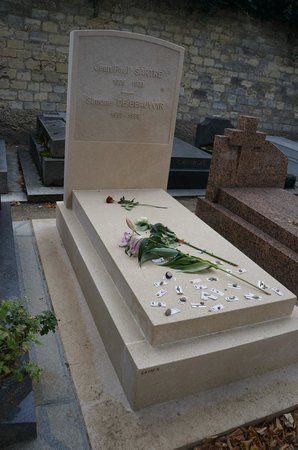 Cimetière du Montparnasse : The most visited