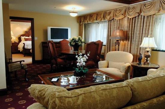 The Towers at the Kahler Grand Hotel: Presidential Suite