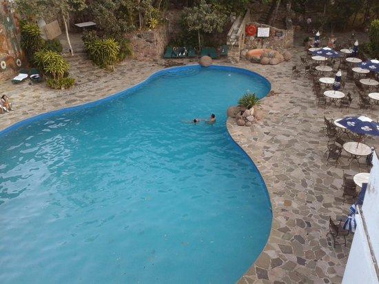 Posada de la Mision : piscina