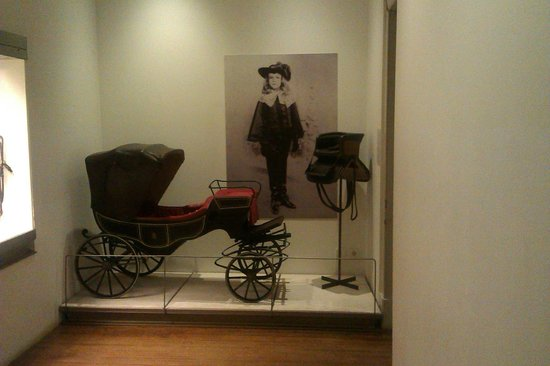 Museu Nacional dos Coches: one of the objects of the exhibition