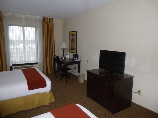 Holiday Inn Express & Suites Port Richey: Room