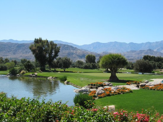 Sunnylands: Private golf course