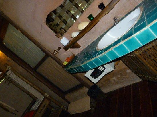 Koh Tao Cabana: Entrée de la salle de bain
