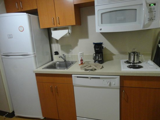 Candlewood Suites New York City Times Square: cocina