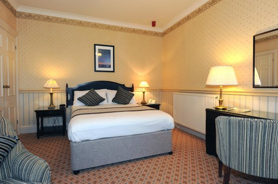 Best Western Lamphey Court Hotel & Spa: Standard double room