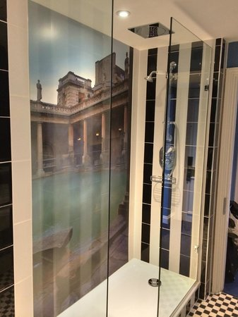 Francis Hotel Bath - MGallery by Sofitel: Shower