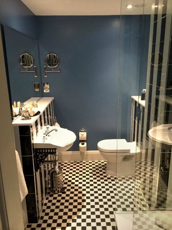 Francis Hotel Bath - MGallery by Sofitel: Bathroom