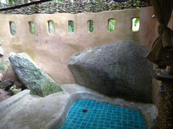 Koh Tao Cabana: Salle de bain