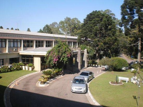 Samuara Hotel : parte frontal