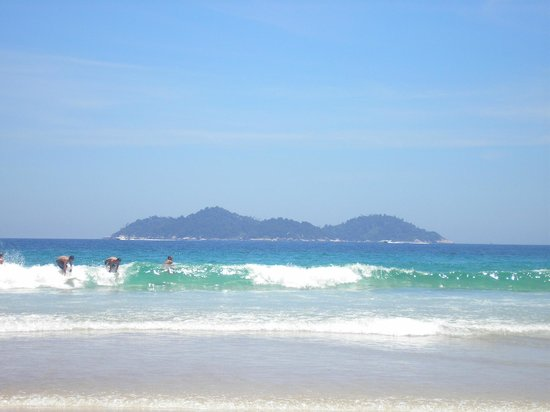 Lopes Mendes Beach : Lopes mendes