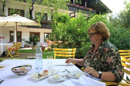 Hotel Unterwirt : antipasti
