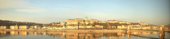 InterContinental Budapest: View from room 414