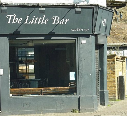 ‪The Little Bar‬