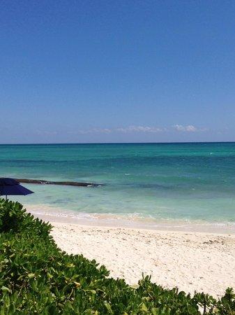 Banyan Tree Mayakoba : La plage