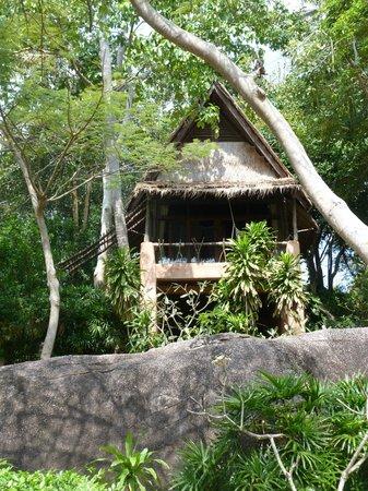 Koh Tao Cabana : Chambre