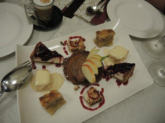 Anocheza : Dessert - Variationen - lecker........!!!