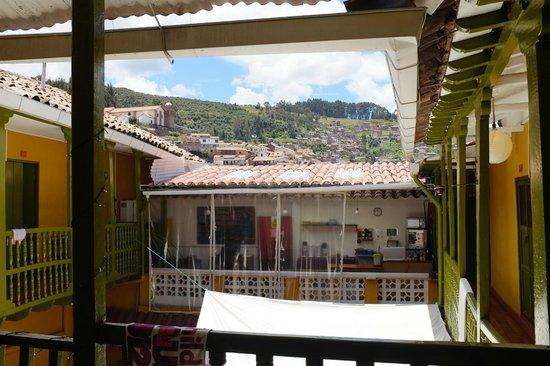 Dragonfly Hostels Cusco: 2F