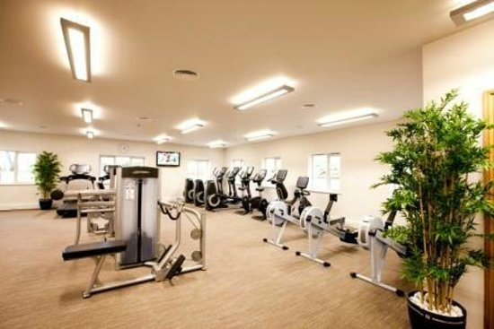 Best Western Lamphey Court Hotel & Spa: Gym