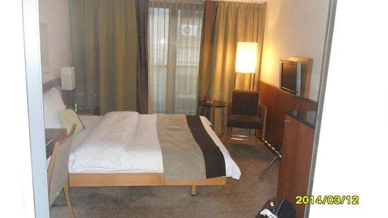 K+K Hotel Elisabeta: room