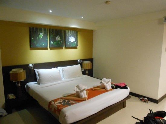 Buri Tara Resort: Room