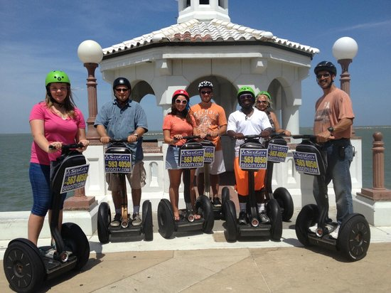 ‪SegCity Guided Segway Tours‬