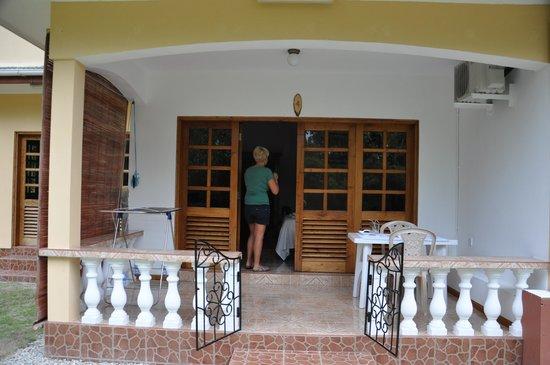 Villa Cocotier : vista