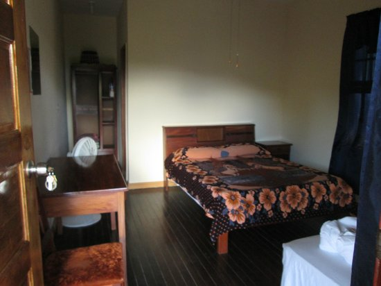 Yamwits Lodge: One of our rooms