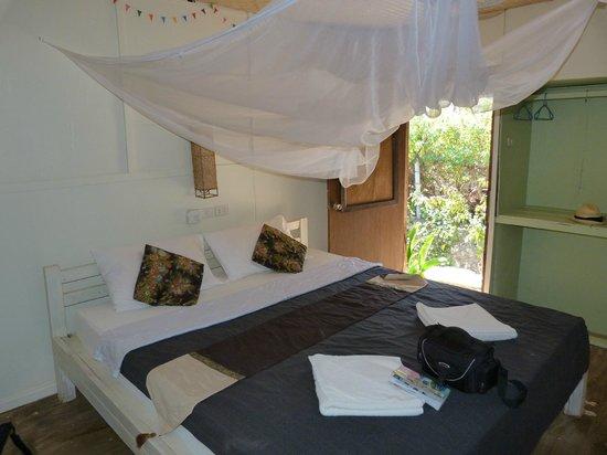 Mook Lanta Resort : Chambre