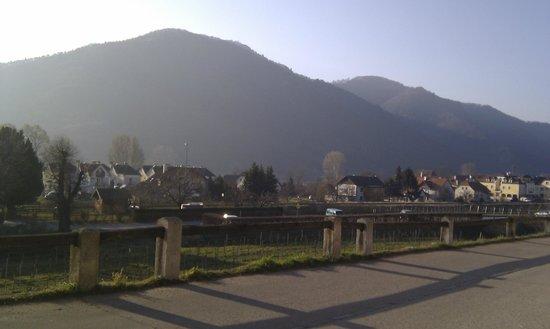 Lehensteiner Wachau: Blick auf die Donau