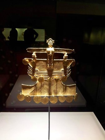 Museo del Oro Zenu : Museo  del  Oro