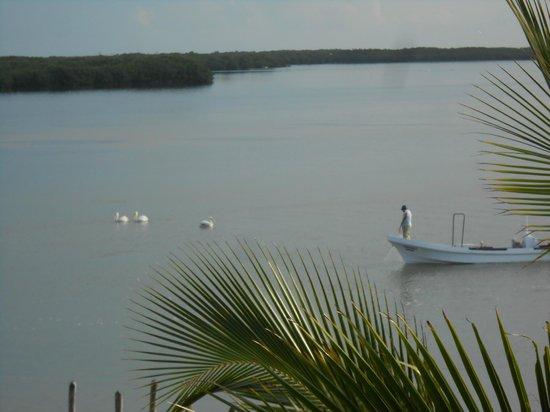 Hotel Villa de Pescadores : View of The lake