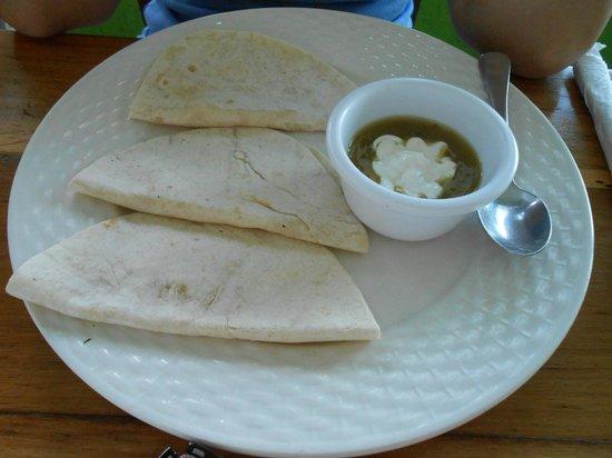 Hotel Villa de Pescadores: Breakfast