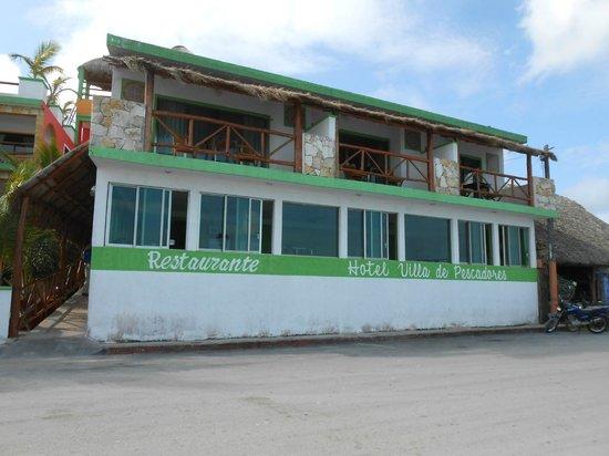 Hotel Villa de Pescadores: Our rooms
