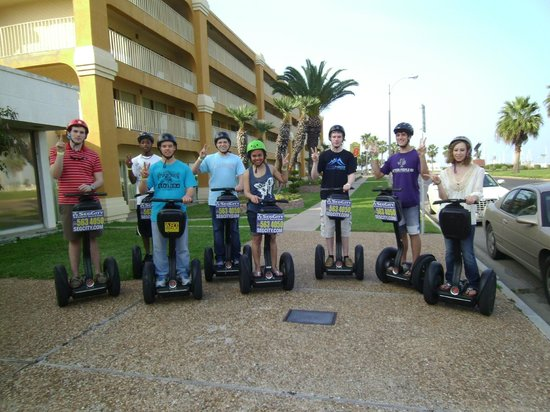 SegCity Guided Segway Tours: Hurry, let's roll