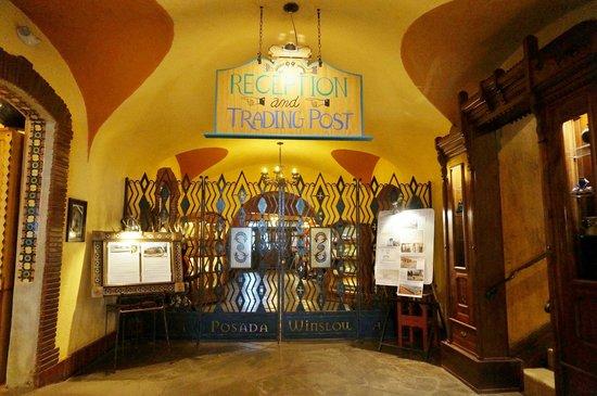 La Posada Hotel: Foyer, La Posada