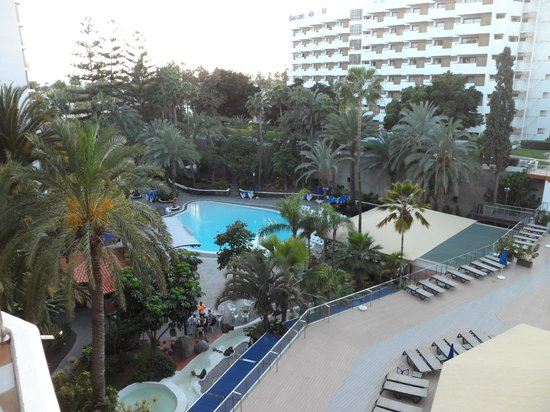 Occidental Margaritas: Balcony View