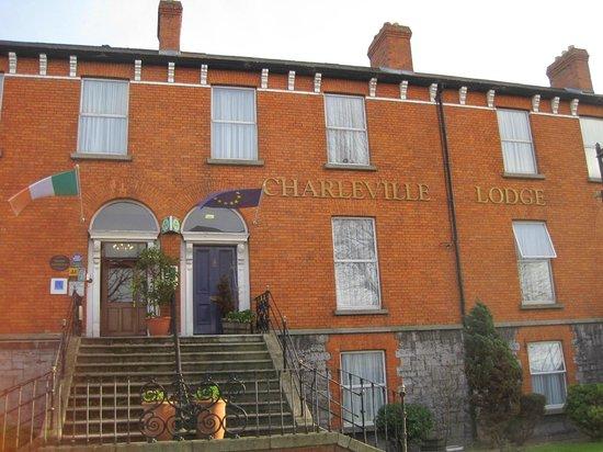 Charleville Lodge : Hotel Außenansicht