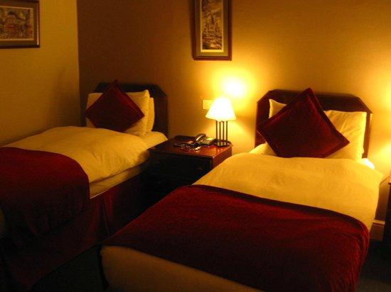Charleville Lodge : Zimmer