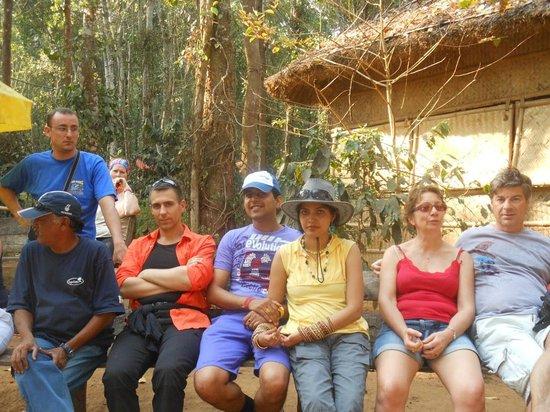 Jungle Park Resort: With few friends