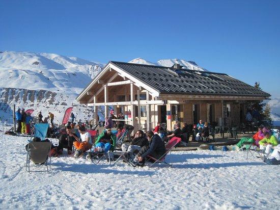Les Contamines-Montjoie Ski Resort: Nice views