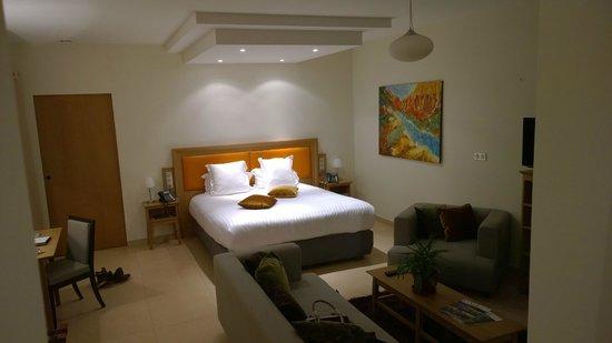 Hotel Marotte: La chambre
